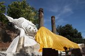 Buddha Ayutthaya In Thailand 1