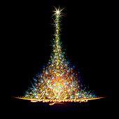 Christmas Stars Tree