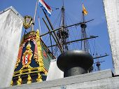 Batvia Voc Ship Of The Netherlands