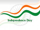 patriotic illustration for independence day