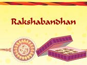 creative illustration for rakshabandhan celebration