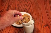 Dunking The Cookies