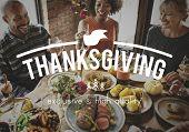 Celebration Family Thanksgiving Friendship Fun poster