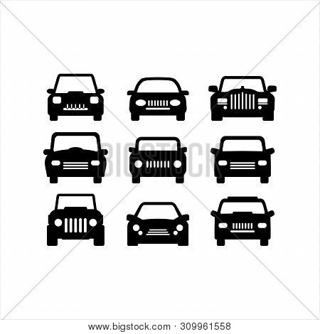 poster of Car Icon, Car Icon Vector, Car Icon Object, Car Icon Image, Car Icon Picture, Car Icon Graphic, Car