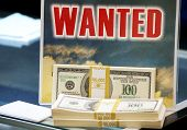 Wanted - Money!