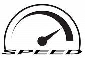 Car Speedometer. Speed Control, The Path To A Safe And Environmentally Friendly Ride. Do Not Exceed  poster