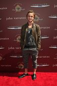 LOS ANGELES - MAR 11:  Tom Felton arrives at the 9th Annual John Varvatos Stuart House Benefit at th