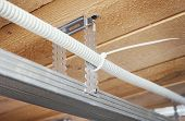 Electrical Wiring In A Suspended Ceiling