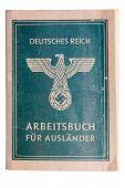 Nazi Passport