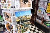 Oxford postcards