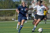 Girls High School Soccer Wilsonville V siglo