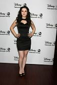 LOS ANGELES - JAN 10:  Vanessa Marano attends the ABC TCA Winter 2013 Party at Langham Huntington Ho
