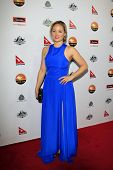 LOS ANGELES - JAN 12:  Erika Christensen arrives at the 2013 G'Day USA Los Angeles Black Tie Gala at