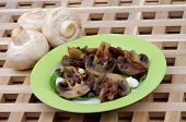 Grilled Champignons