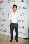 LOS ANGELES - SEP 11:  Kenneth Choi at the PaleyFest Previews:  Fall TV NBC -