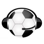 Headphone Sign Football