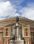stock photo of kensington  - The Royal Albert Hall in Kensington London UK - JPG