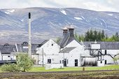 Dalwhinni Distillery, Inverness-shire, Scotland