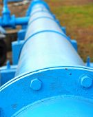 Large Blue Pipeline