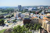 Aerial View On Brno, Czech Republic