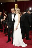 LOS ANGELES - MAR 2:: Bob Iger, Willow Bay  at the 86th Annual Academy Awards at Hollywood & Highlan