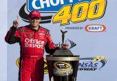 NASCAR: 04 de outubro preço Chopper 400 apresentado pela Kraft Foods