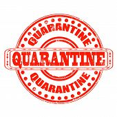 Quarantine Stamp