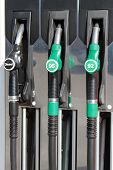 Green fuel pumps