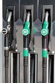 Green fuel pumps