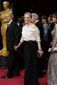LOS ANGELES - MAR 2: Meryl Streep at the 86th Annual Academy Awards at Hollywood & Highland Center o