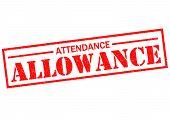 Постер, плакат: Attendance Allowance