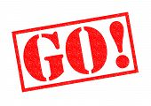 Go! Rubber Stamp