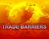 Trade Barriers Globalization