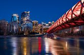 Peace Bridge, Calgary
