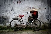 Bicycle & daily life Hanoi