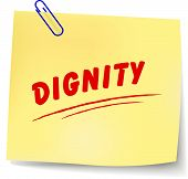 Dignity Message