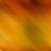 art abstract geometric pattern blurred background in gold, orange and brown colors