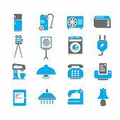 electronic icons
