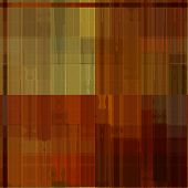 art abstract colorful geometric seamless pattern; background in gold, orange, red and brown colors