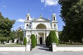 Church Of St. Anne In Wilanow, Warsaw