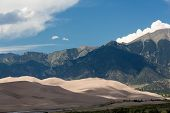 Detail Of Great Sand Dunes Np