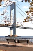 The Verrazano-Narrows Bridge