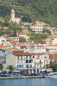 View Of Zante In Greece