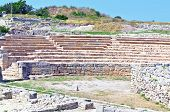 Ruins Of Ancient Greek Colony