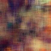 art abstract geometric pattern blurred background in beige, violet, purple, orange and brown colors