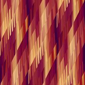 art abstract geometric diagonal seamless pattern; background in purple, orange and beige colors