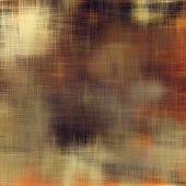 art abstract geometric pattern blurred background in beige, grey, orange, black and brown colors