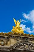 Garnier Opera House In Paris