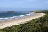 Mystics Beach in Shellharbour,Killalea state park, NSW,Australia