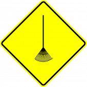 rake sign
